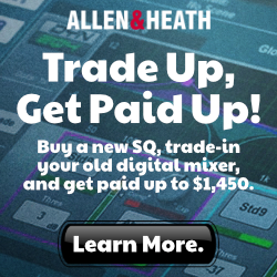 Allen and Heath Trade In Image