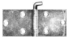"Rosco Hinge 2.0"" LP - 12 pcs."