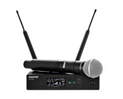 Shure QLXD24/SM58 Wireless Handheld System