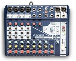 Soundcraft Notepad-12FX Console